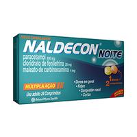 caixa com 24 comprimidos