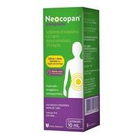 Neocopan Composto 6,67mg/mL + 333,4mg/mL, caixa com 1 frasco gotejador com 10mL de solução de uso oral