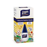Adoçante Linea Sucralose líquido com 25mL