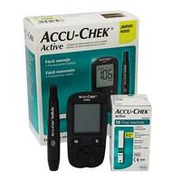 Accu-Chek Active Kit Monitor de Glicemia
