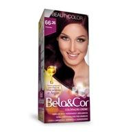 Tintura Beauty Color Bela&Cor nº 66.26 marsala