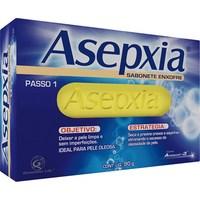 Sabonete Asepxia enxofre, barra com 90g