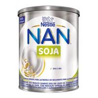 Fórmula Infantil NAN Soy lata, 1 unidade com 800g