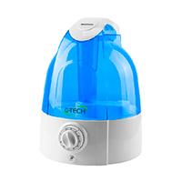 Umidificador E Ionizador G Tech Allergy Free Timer