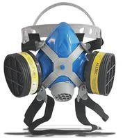 Respirador Semi Facial Alltec Mastt 2402 VO/GA duas vias, tamanho único
