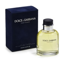 Perfume Masculino Dolce & Gabbana Pour Homme eau de toilette, 125mL