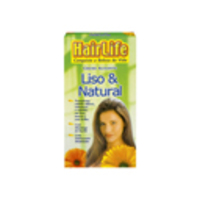 Creme De Cabelo Hairlife Cabelos Lisos/Natural