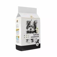 Tapete Higiênico para Pets Pethy Group Sanithy Prime Premium 50cm x 60cm com 30 unidades