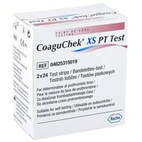 Tiras Reagentes CoaguChek XS 48 unidades