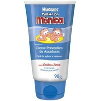 Creme Preventivo de Assaduras Huggies Turma da Mônica 90g