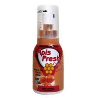 Spray Mel e Própolis Apis Fresh romã, 35mL