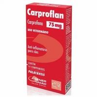 Carproflan 75mg, 14 comprimidos