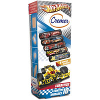 hot wheels com 10 unidades