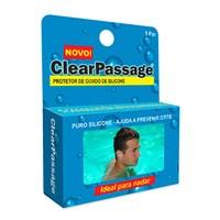 Protetor de Ouvido ClearPassage Silicone