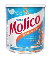 Composto Lácteo Molico Zero Lactose 260g