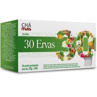 30 ervas, 33 sachês