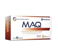 MAQ Eurofarma caixa com 30 comprimidos