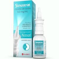 9,0mg/mL, caixa com 1 frasco com 30mL de solução de uso nasal