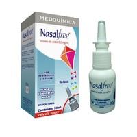 Nasalfree 9,0mg/mL, caixa com 1 frasco spray com 50mL de solução de uso nasal