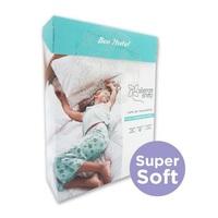 Capa Anti-ácaros para Travesseiro Alergoshop super soft com 50cm x 70cm