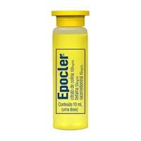 Epocler 100mg/mL + 50mg/mL + 10mg/mL, flaconete com 10mL de solução de uso oral