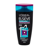 Shampoo Elsève Arginina Resist X3 Restituição de Massa com 200ml