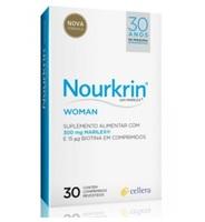 Nourkrin caixa com 30 comprimidos