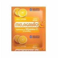 laranja, 5 pastilhas