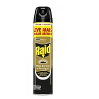 Inseticida Raid Mata Baratas e Formigas Tripla Ação aerosol, 420mL