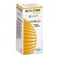 Lancetas Accu-Chek Softclix 25 unidades