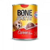Ração para Cães Bone Apettit Patê filhotes, carne com 280g