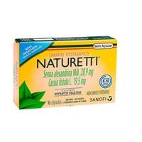 Naturetti 28,9mg + 19,5mg, caixa com 16 cápsulas gelatinosas duras