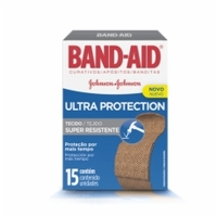 Curativo Band-Aid Ultra Protection 15 unidades