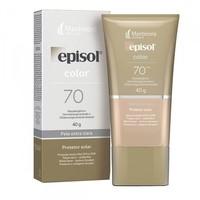 pele extra clara, FPS 70 com 40g