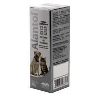 Alantol bisnaga com 60g de creme de uso tópico veterinário