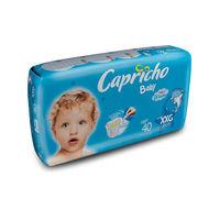 Fralda Capricho Bummis XXG, pacote com 40 unidades