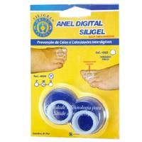 Anel Digital Ortho Pauher Siligel P, 1 par