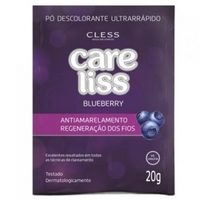 Pó Descolorante Care Liss blueberry, 20g