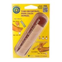 Tubo Recortável para Calos Ortho Pauher Skingel P, com malha, 1 unidade