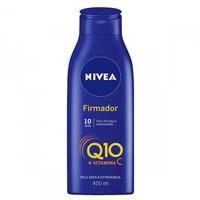 Hidratante Corporal Nivea Firmador Q10 + Vitamina C 400mL