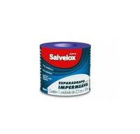 Esparadrapo Salvelox branco, 1 unidade com 2,5cm x 90cm