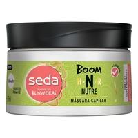 Máscara de Tratamento Seda Boom Nutre 300g