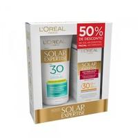 - FPS 30 com 200mL + 50% de desconto, protetor facial, FPS 30 com 50mL