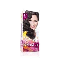 Tintura Beauty Color Bela&Cor nº 5.0 castanho claro