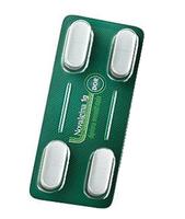 1g, blíster com 4 comprimidos