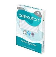 Hastes Flexíveis Bellacotton 75 unidades
