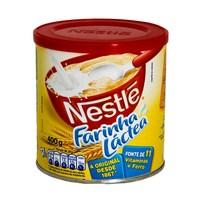 Farinha Láctea Nestlé Tradicional tradicional, lata, 1 unidade com 400g