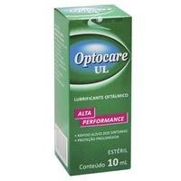 Lubrificante Ocular Optocare UL 10mL