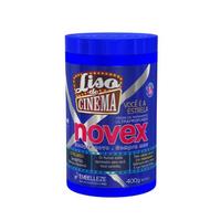 Creme de Tratamento Novex Liso de Cinema 400g