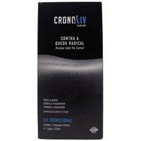 shampoo, 300mL + loção tônica, 100mL